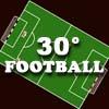 Fudbal pod uglom od 30 st...