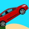Brza voznja auta