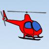 Helikopter i baloni