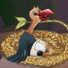 Mama ptičica