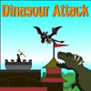 Napad na dinosauruse