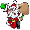 Trci Deda Mraze trci