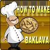 Kako napraviti Baklavu