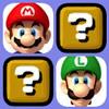 Mario igra memorije