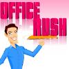 Frka u kancelariji