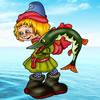 Puzle - Decak sa ribom