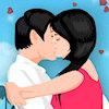 Romantican poljubac