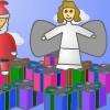 Deda Mraz i paketici