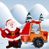 Deda Mraz i automobil