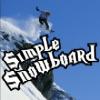 Jednostavni snowbord