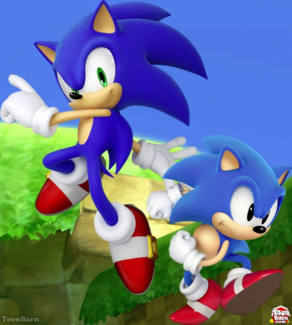 Sonic pobedjuje