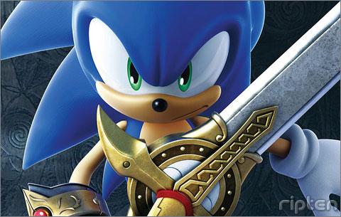 Sonic u akciji