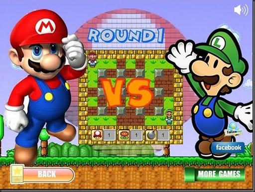 Super Mario i bombe