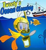 Tweety na moru