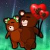 Zaljubljeni medvedi...