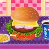Ukusni hamburger