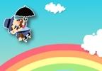 Usrećite kišobran ...